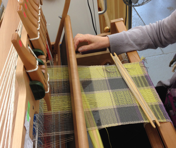 introduction to weaving weaving space