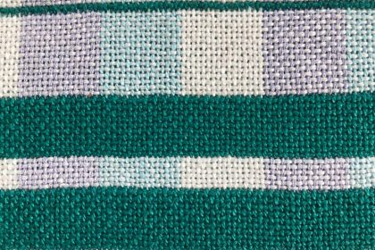 Alternating layers of 4S double weave